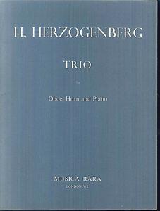 H-HERZOGENBERG-TRIO-fuer-Oboe-Horn-und-Piano