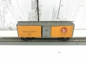 Vintage-Ho-Scale-034-Great-Northern-Gn-2527-Forty-Foot-Freight-Train-Athearn