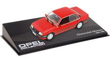 OPEL Chevrolet Monza - VOITURE MINIATURE COLLECTION - IXO 1/43 CAR AUTO-116