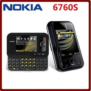 6760s nokia 6760 slide phone 3g gsm wcdma 3 2mp camera bluetooth mp4 smartphone ebay. Black Bedroom Furniture Sets. Home Design Ideas