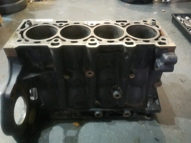 Opel astra j 1.6 turbo engine block for sale