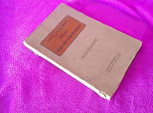 Atlas De Diseccion Por Regiones, L. Testut, O. Jacob, H. Billet 1921