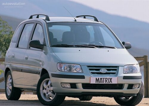2001-2010 HYUNDAI MATRIX LAVITA OEM Inside Door Handle 4pcs Set