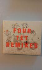 FOUR TET REMIXES - DOPPIO  CD (DIGIPACK)