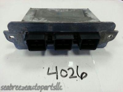 2011 11 ESCAPE MARINER 3.0L AT COMPUTER BRAIN ENGINE CONTROL ECU ECM MODULE UNIT