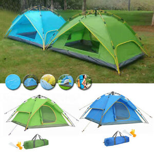 4 person pop up tent ebay
