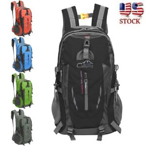 Outdoor-Hiking-Camping-Waterproof-Nylon-Travel-Luggage-Rucksack-Backpack-Bag