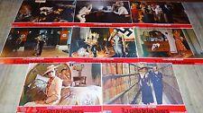 LES DAMNES ! Luchino Visconti  jeu 8 photos cinema rare grand format 34x24cm