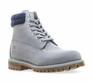 TIMBERLAND-A1ZKU-MEN-039-S-6-034-GREY-WATERPROOF-INSULATED-BOOTS-Size-13-W-WIDE