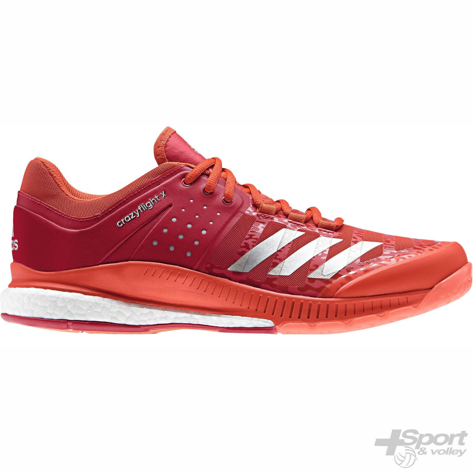 Sautopa volley Adidas Crazyvolo X Uomo - BY2585 Sautope classeiche da uomo