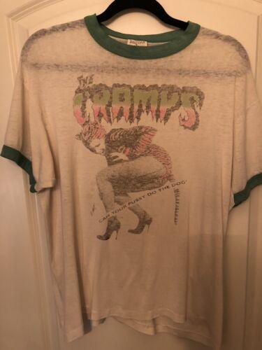 Vintage The Cramps L XL Punk Rock