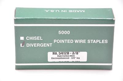 "Paslode GSN18-3//4"" Chisel Point Staples 5000"