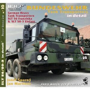 WWP-Green-Line-No-10-Bundeswehr-Tank-Transporters-FAUN-in-detail-NEW
