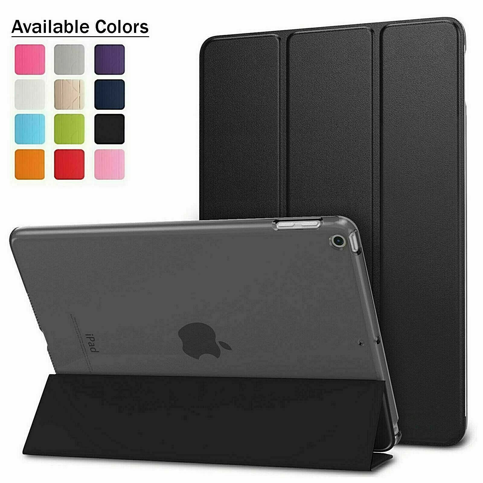 iPad: Case fits iPad 7th 8th Generation 2020 Case cover Auto Sleep Wake PremiumQuality