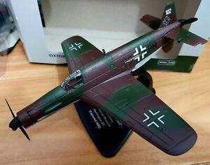 Dornier-Do-335-034-Pfeil-034-Smithsonian-Museum-Scala-1-72-Die-Cast-Oxford-Aviation