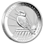 AUSTRALIE-1-Dollar-Argent-1-Once-Kookaburra-2020-1-Oz-silver-coin-Australia miniature 1