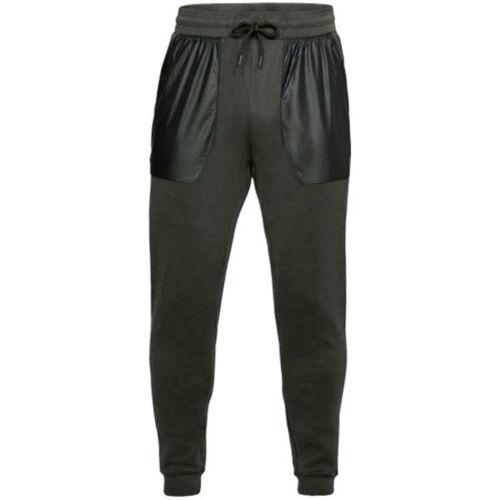 Under Armour Utility Knit Track Pantalon kaki Homme Pantalon De Survêtement 1306458 357