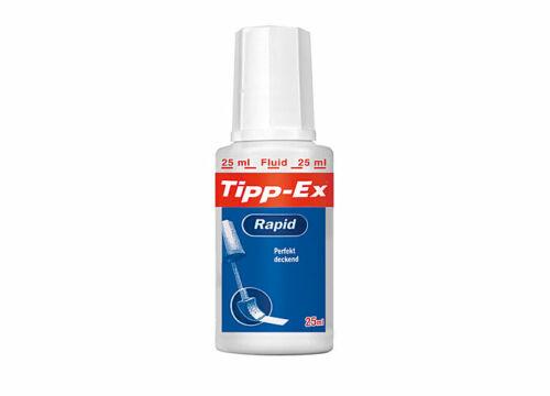 Tipp-Ex Korrekturfluid Stifte oder Fläschchen