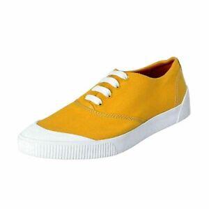 Hugo-Boss-Men-039-s-034-Zero-Tenn-cdn-034-Leather-Canvas-Fashion-Sneakers-Shoes-US-9-IT-42