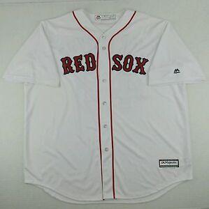 c314bad2 Majestic Cool Base Boston Red Sox Pablo Sandoval Baseball jersey ...
