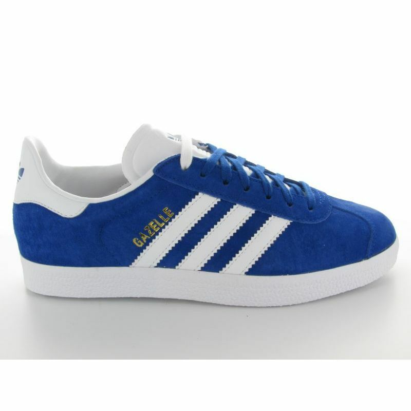 Cheap Nice GAZELLE WHITE BLUE on the sale