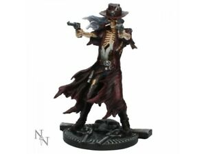Nemesis-Now-Gunslinger-Gothic-Skeleton-Sharp-Shooter-Figurine-by-James-Ryman