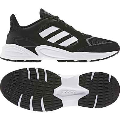 Adidas Men Shoes Running Sport Trainer Retro Street Valasion 90's Sneaker EE9892 | eBay