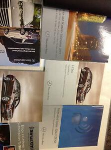 2013-Mercedes-Benz-E-Clase-E200-250-300-500-Propietarios-Manual-Juego-con-OEM