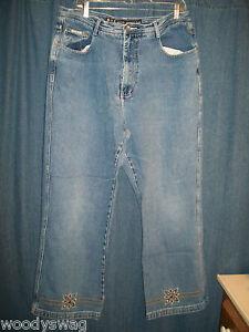 R-V-T-Jeans-Serve-Piping-Hot-Size-20-100-Cotton-Classic-RVT-Inseam-30-Medium