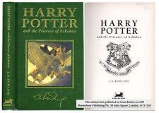 Harry Potter and the Prisoner of Azkaban UK Deluxe Edtn