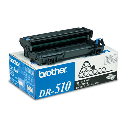 Genuine Brother OEM DR510 DRUM UNIT Brand New Sealed in Box