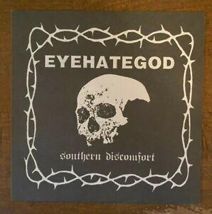 EyeHateGod - Southern Discomfort LP Eyeball Records Sludge Metal