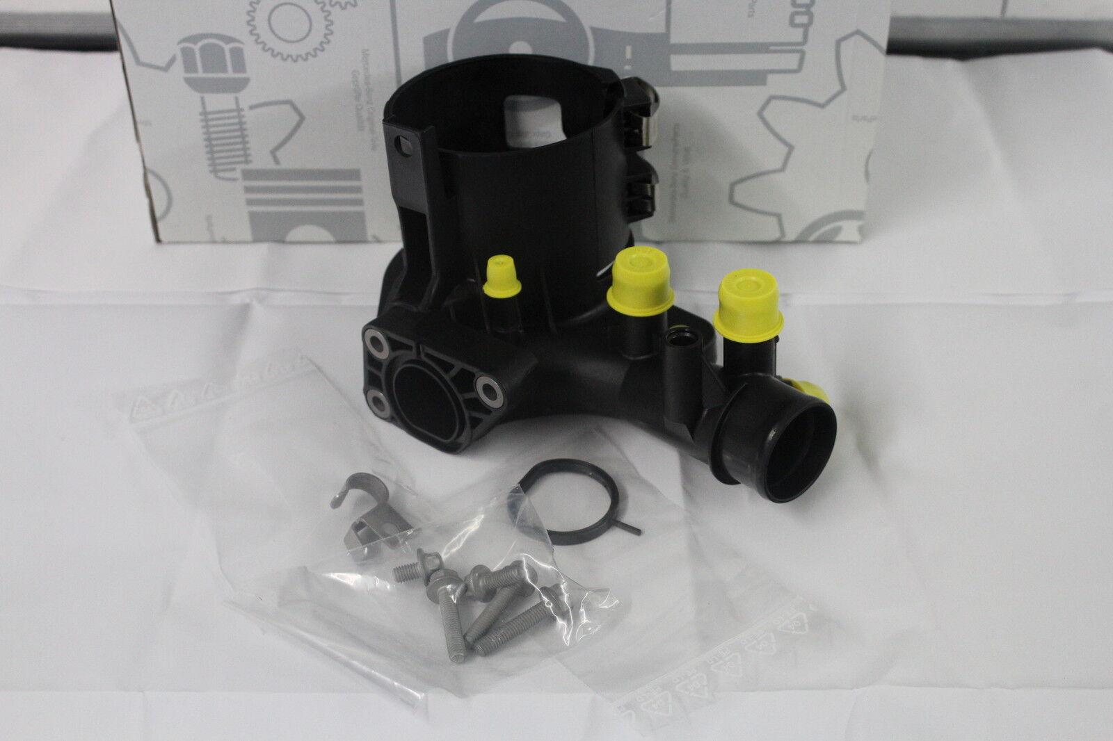 Fuel Filter Housing Coolant Leak Mbclub Uk Bringing Together Mercedes Benz Engine