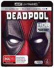 Deadpool (Blu-ray, 2016, 2-Disc Set)