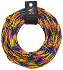 NEW AIRHEAD AHTR-60 2 Rider Tube Tow Rope 60' Length - 2,375lbs Tensile Strength