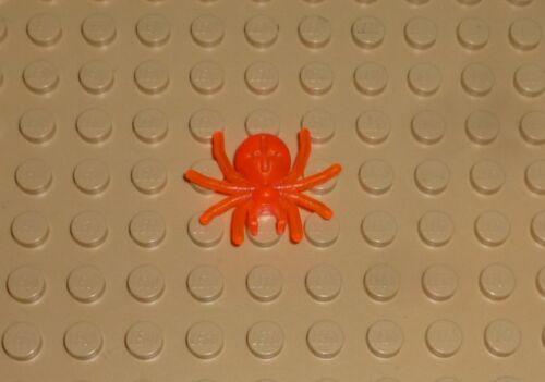 A47 TR NEON ORANGE x1 Animal 30238 LEGO Spider with Round Abdomen and Clip