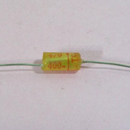 Wima TFF 470pF  400V Capacitors x 10