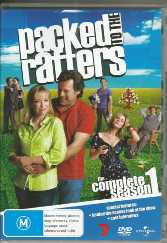 1 of 1 - Packed To The Rafters : Season 1 (DVD, 2009, 6-Disc Set)