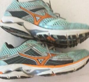 15 about Rider Mizuno Size 8F Women's Details Wave Running Shoes bgf7YyvI6m