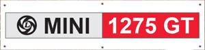 MINI-1275-GT-LEYLAND-PVC-BANNER-Sign-Workshop-office-pit-lane-man-cave
