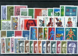 Germany-Federal-Frg-vintage-yearset-Yearset-1970-Mint-MNH-complete-Complete