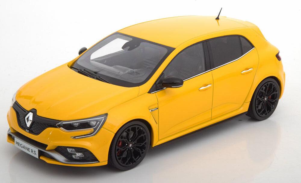 liquidación hasta el 70% RENAULT MEGANE RS RS RS 2017 SIRIUS amarillo NOREV 185226 1 18 SPORT amarillo amarillo GALLIA  la mejor selección de