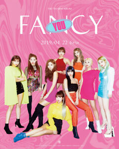 TWICE-FANCY-YOU-7th-Mini-Album-CD-POSTER-Photo-Book-Cards-Sticker-Pre-Order-GIFT