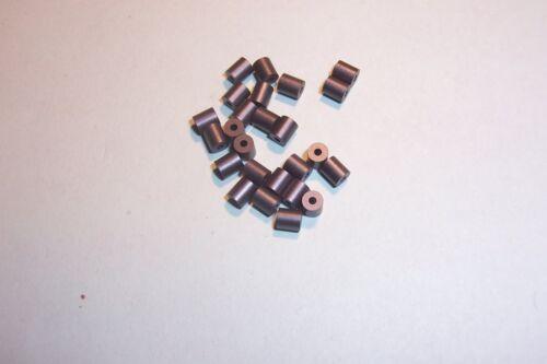 Grano de ferrita tamaño estándar de supresión de ferrita granos ANTIPARASITARIO Qty 20