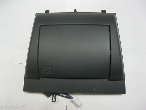 2011 SUZUKI SX4 GARMIN BLACK NAVIGATION MOUNT HOUSING OEM 990B0-35031