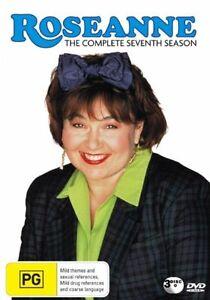Roseanne-Season-7-DVD-2008-3-Disc-Set-REGION-4-like-new-Free-postage