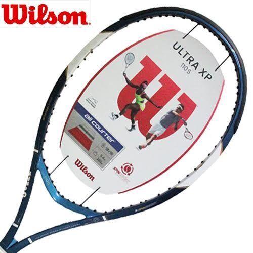 WILSON Ultra XP 110 S Racchetta da Tennis (Un-cordati) Grip 1 (Un-cordati) Tennis Vendita bfe3df