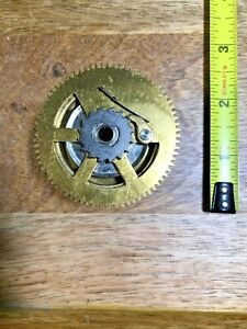 Clock Cable Drum/ 55mm Gear (Lot K1095)