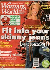 Woman's World Magazine Back Issue December 20, 2005 FREE SHIPPING