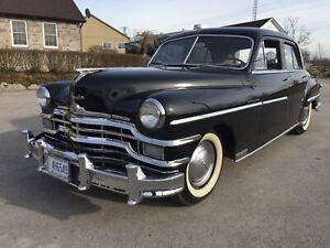 1949 Chrysler Royal Silver Addition